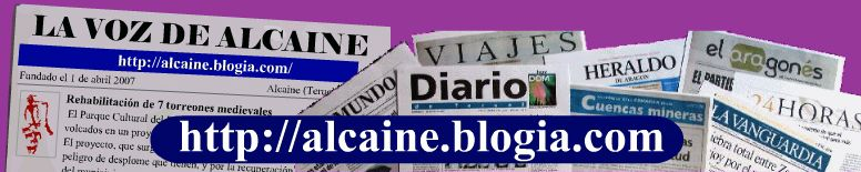 LA VOZ DE ALCAINE