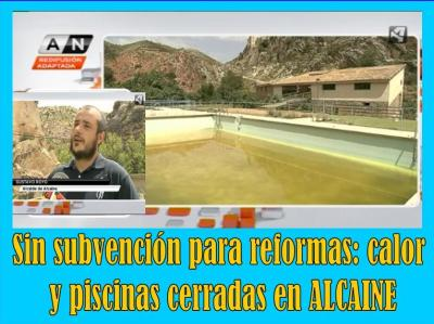 Julio 2017 alcaine teruel for Normativa piscinas publicas