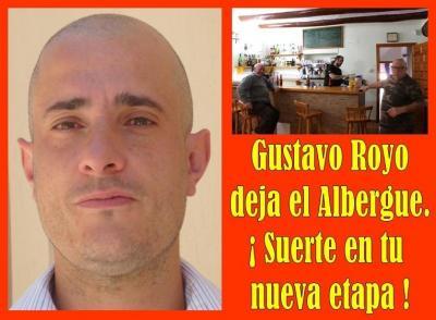 20190831155821-gustavo-royo-deja-albergue-alcaine.jpg